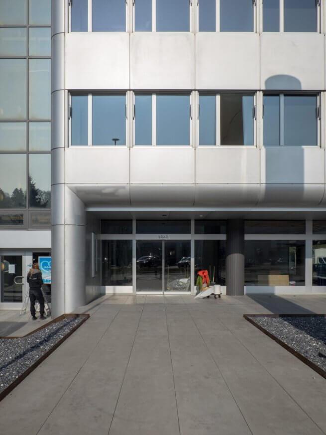 qubus29 Eingangsbereich